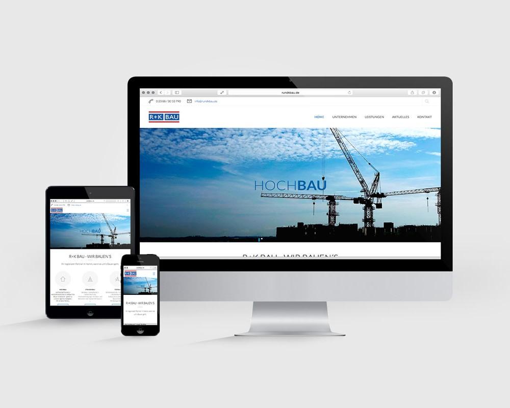 R+K BAU // WEB